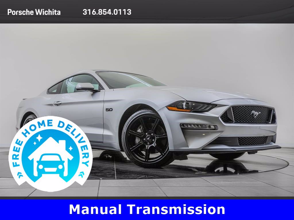 Pre-Owned 2019 Ford Mustang Black Accent Package