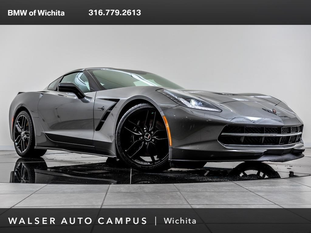 Pre-Owned 2015 Chevrolet Corvette Stingray Z51, Performance Data Recorder Navigation
