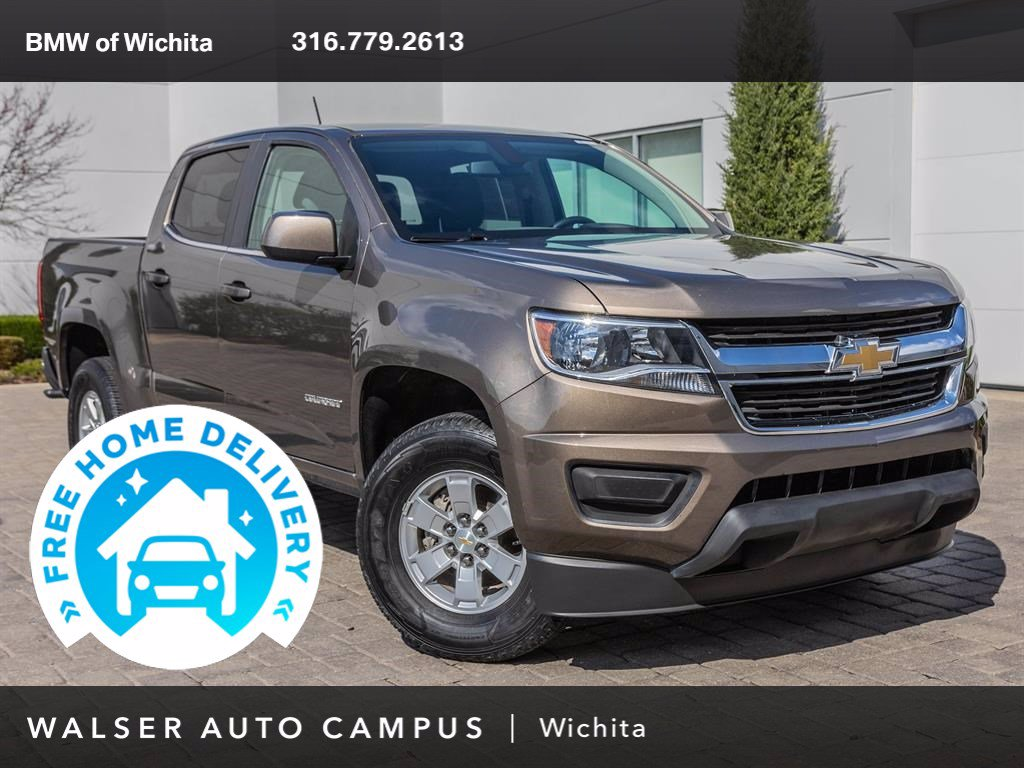 Pre-Owned 2017 Chevrolet Colorado Convenience Package