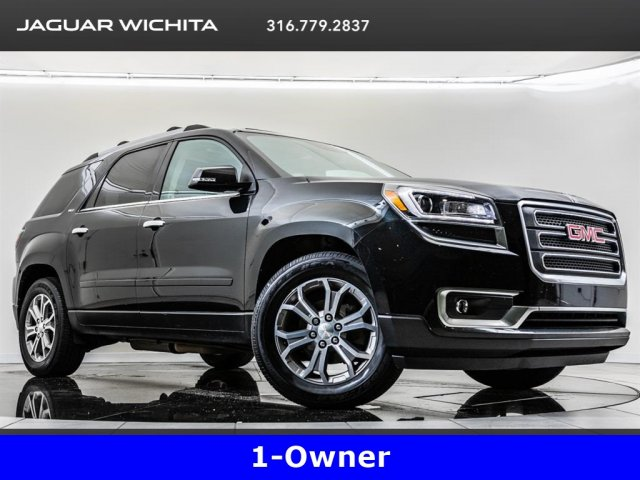 Pre-Owned 2013 GMC Acadia SLT-1, Navigation, 1-Owner