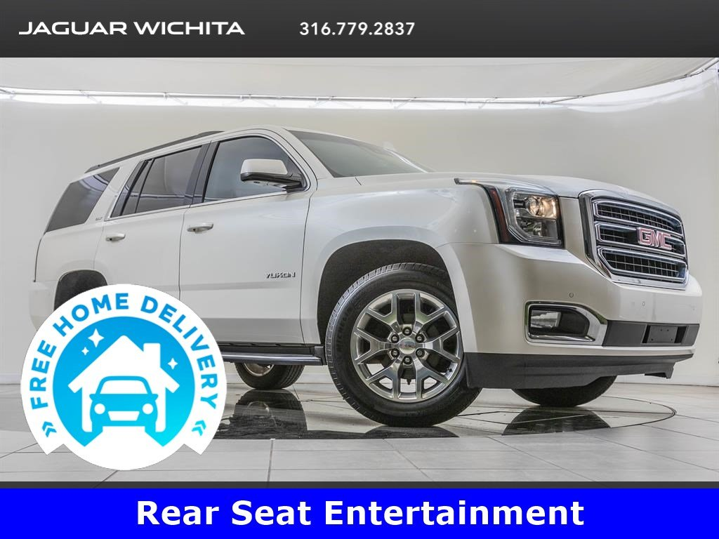 Pre-Owned 2015 GMC Yukon Factory Wheel Upgrade, Navigation, Open Road