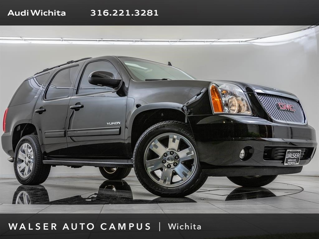 Pre-Owned 2012 GMC Yukon SLT, Rear Seat Entertainment