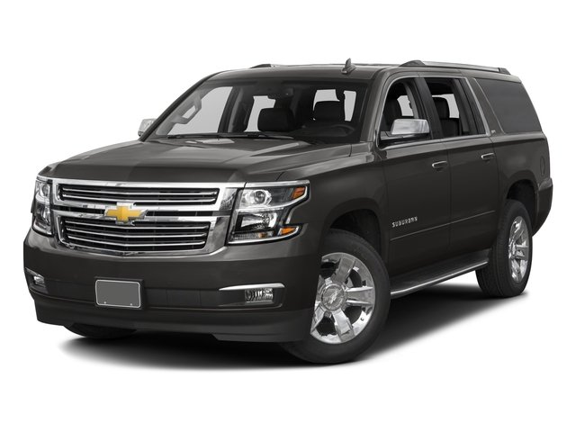 Pre-Owned 2016 Chevrolet Suburban LTZ, Rear Entertainment, Max Trailering Package