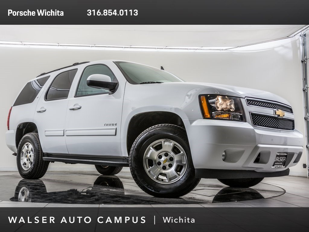 Pre-Owned 2010 Chevrolet Tahoe LT, BOSE Audio, Rear Park Assist, Bluetooth
