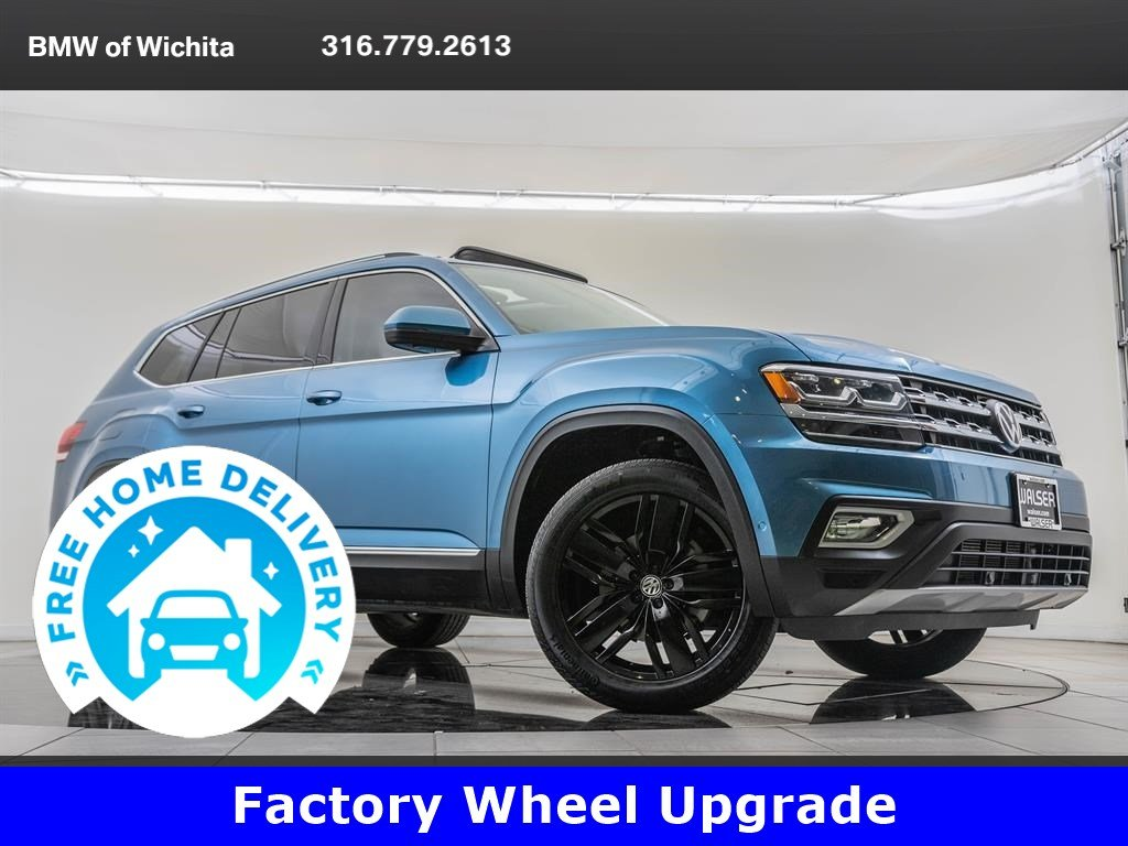 Pre-Owned 2019 Volkswagen Atlas Navigation