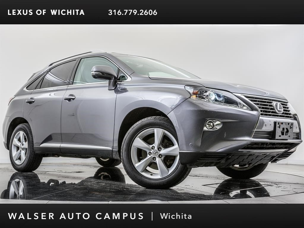 Pre-Owned 2015 Lexus RX 350 Navigation, Moonroof, Rear View Camera
