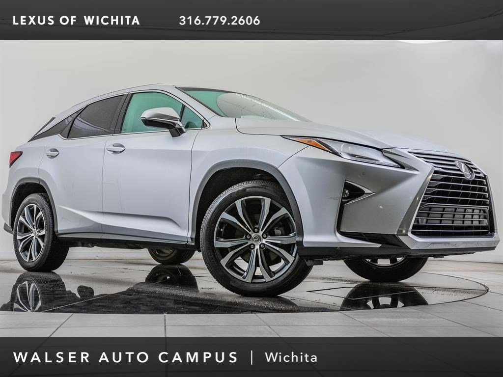 Pre-Owned 2016 Lexus RX 350 Navigation, 20-Inch Wheels