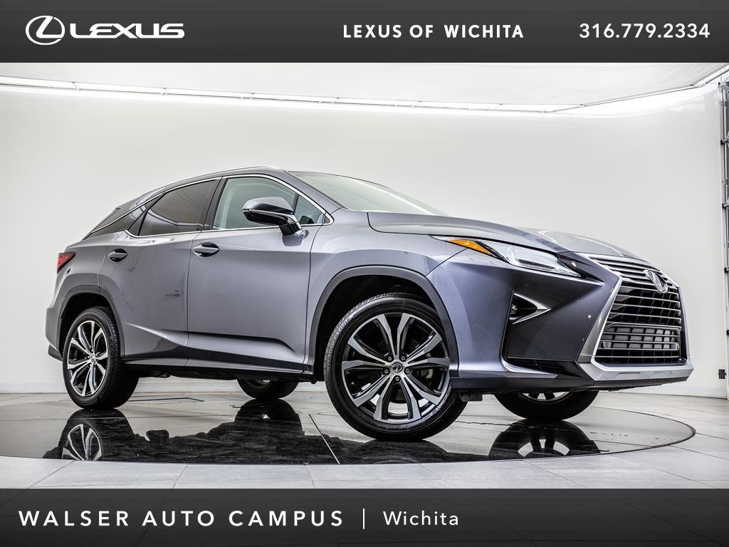 Pre-Owned 2017 Lexus RX Navigation, Backup Camera, Moonroof, Heated Seats