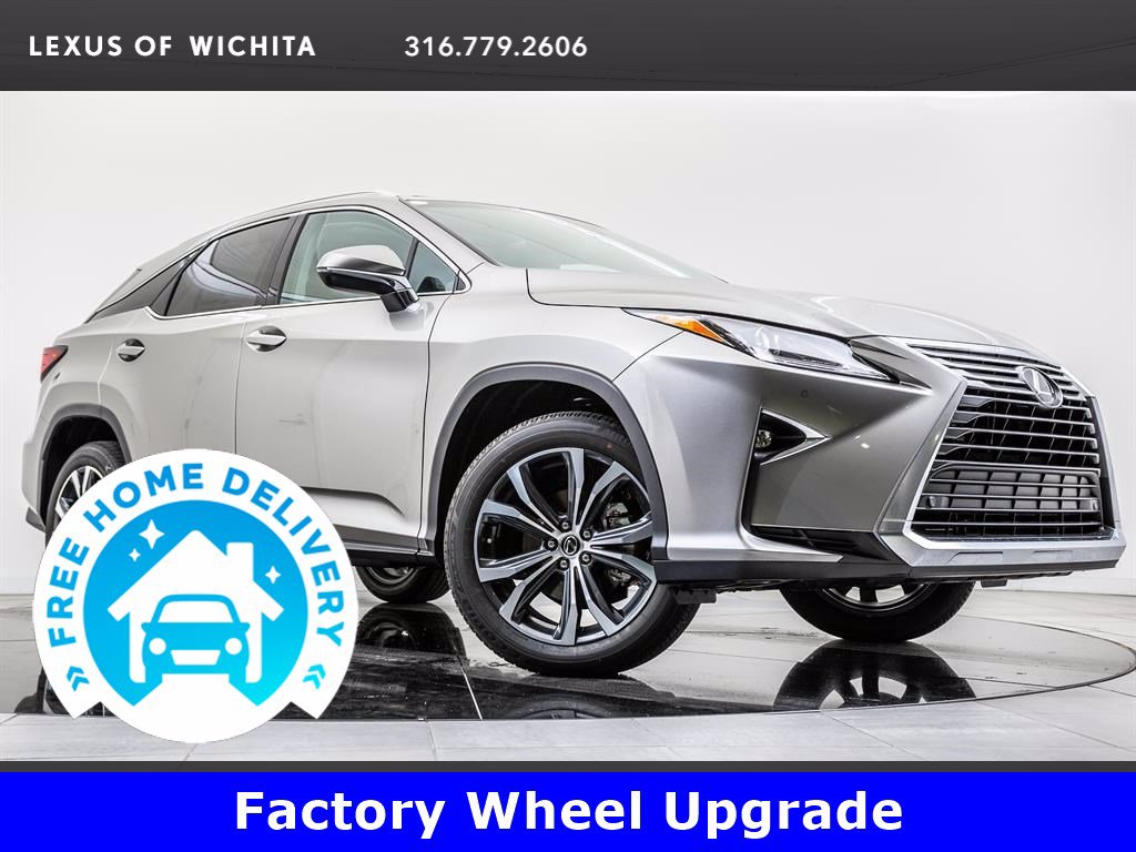Pre-Owned 2018 Lexus RX 350 Premium Package