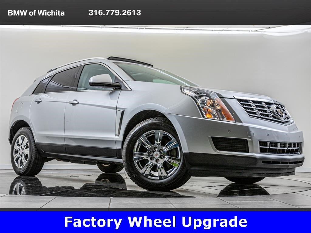 Pre-Owned 2015 Cadillac SRX Luxury, Factory Wheel Upgrade