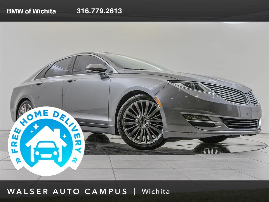 Pre-Owned 2014 Lincoln MKZ Equipment Group
