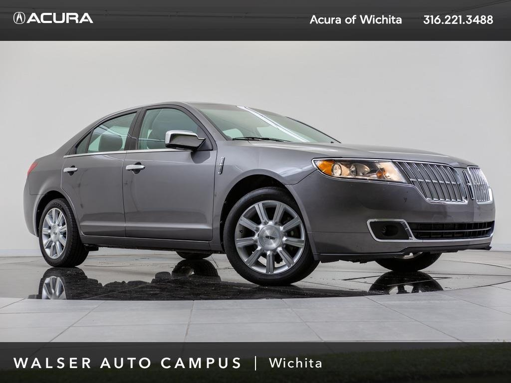 Pre-Owned 2012 Lincoln MKZ Heated Seats, Leather, Alloy Wheels