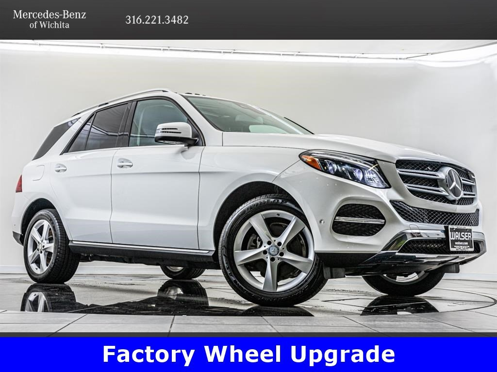 Pre-Owned 2017 Mercedes-Benz GLE GLE 350 4MATIC®, Factory Wheel Upgrade
