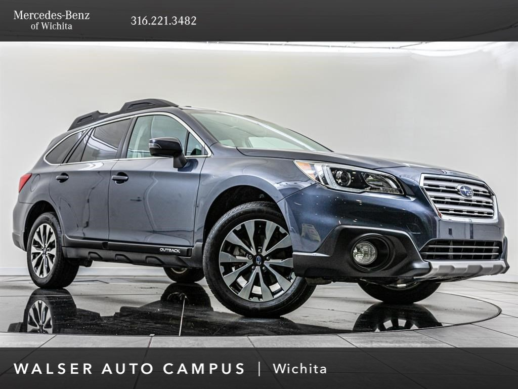 Pre-Owned 2017 Subaru Outback 2.5i Limited, Navigation
