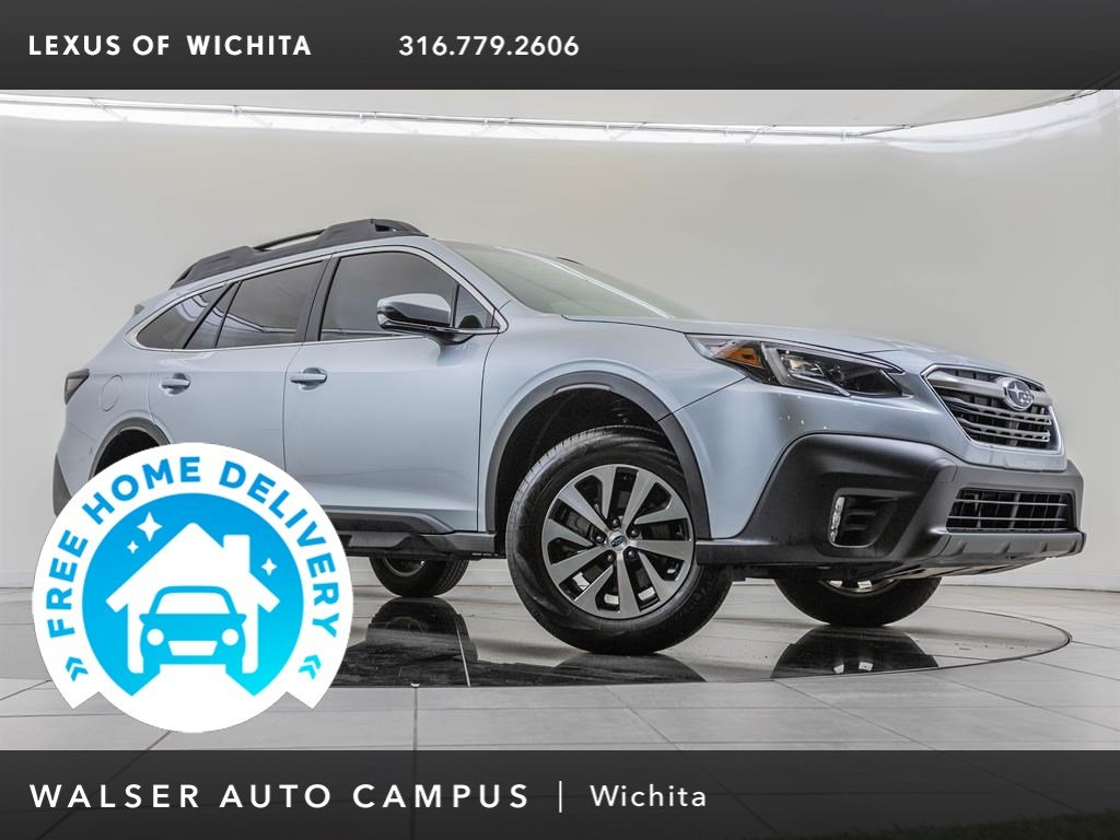 Pre-Owned 2020 Subaru Outback Option Package