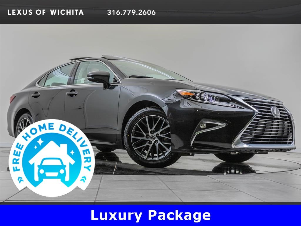 Pre-Owned 2017 Lexus ES 350 Navigation, Luxury Package