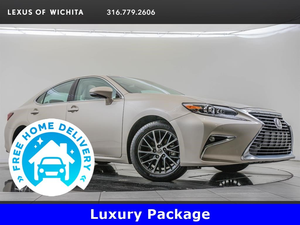 Pre-Owned 2016 Lexus ES 350 Luxury Package