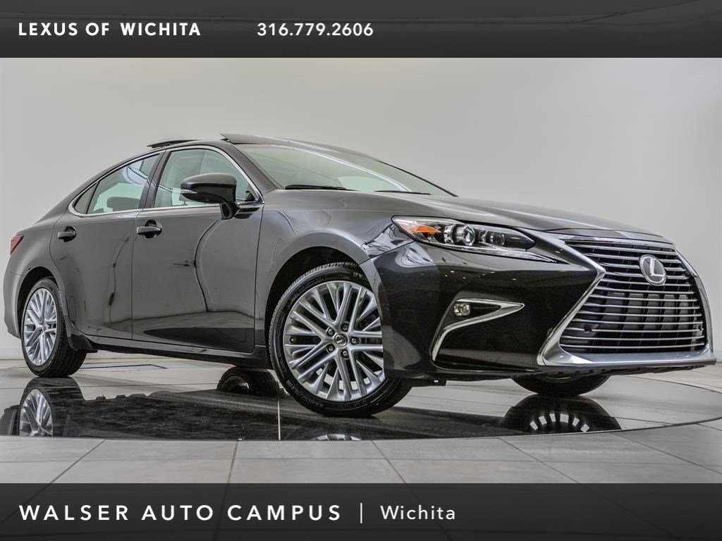 Pre-Owned 2016 Lexus ES 350 Ultra Luxury Pkg, Navigation