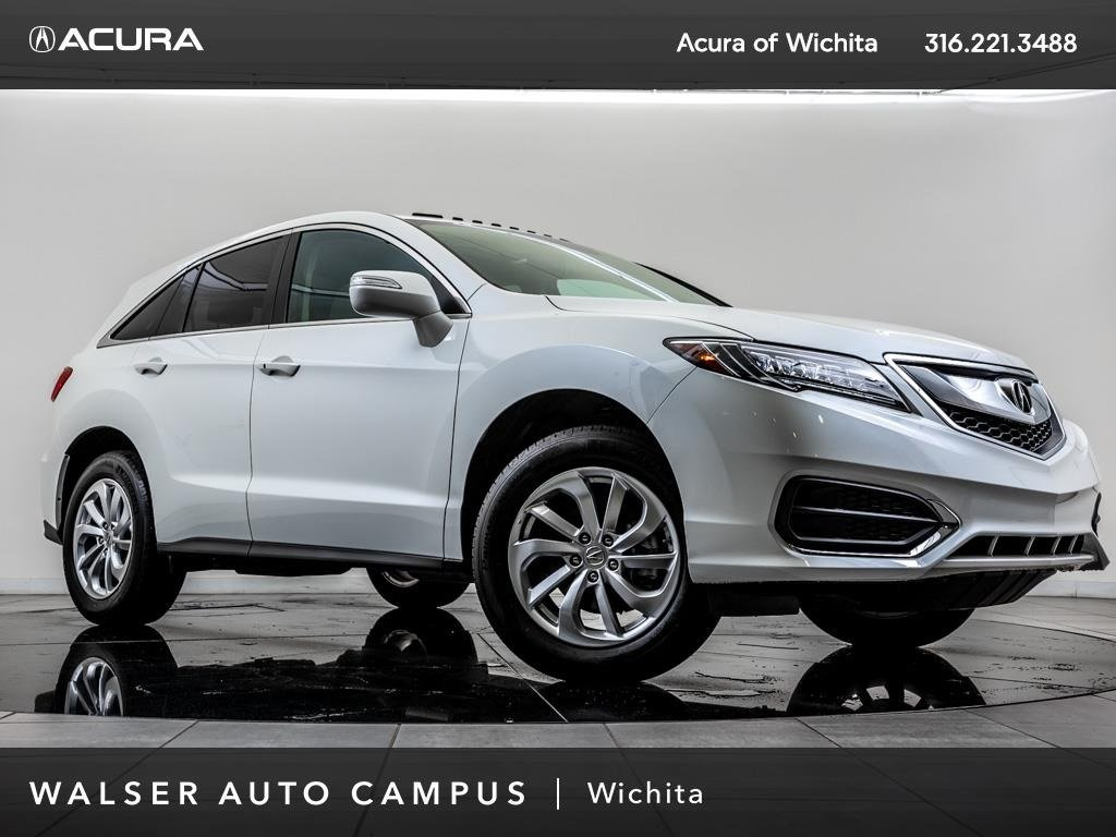 PreOwned Acura RDX Technology Package Certified PreOwned - Pre own acura