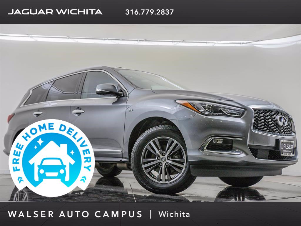 Pre-Owned 2017 INFINITI QX60 Premium Plus Package