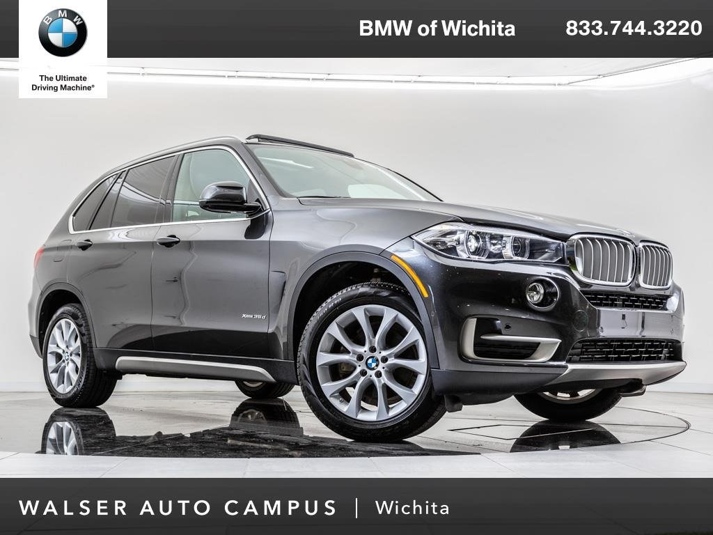 Pre-Owned 2018 BMW X5 xDrive35d Navigation, Head-Up Display