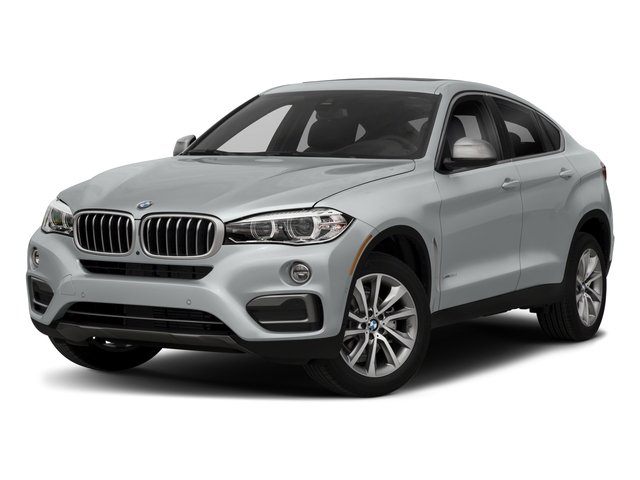 Pre-Owned 2018 BMW X6 xDrive35i Head-Up Display, Rearview Camera