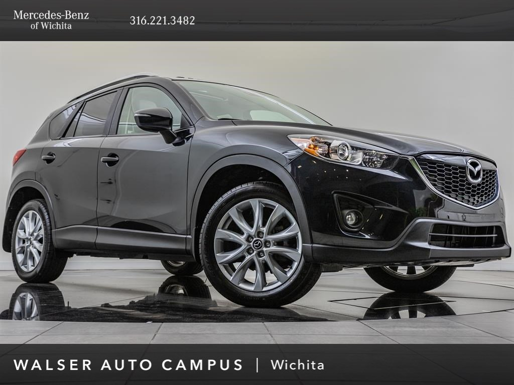Pre-Owned 2015 Mazda CX-5 Grand Touring, Technology Package