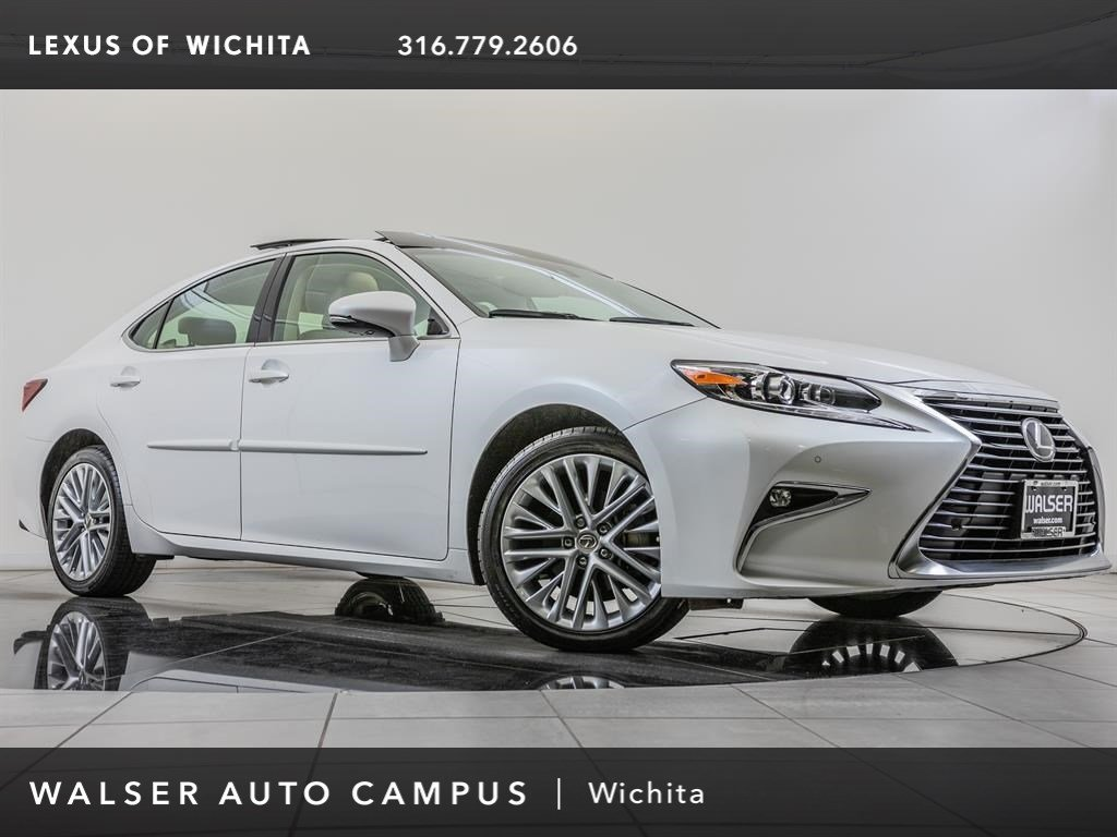 Pre-Owned 2016 Lexus ES 350 AWD, Navigation, luxury Pkg