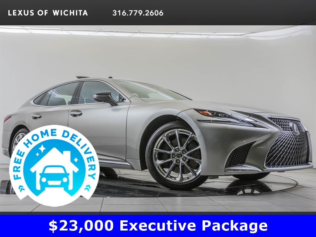 Pre-Owned 2019 Lexus LS 500h Executive Package