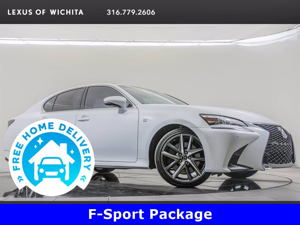 Pre-Owned 2017 Lexus GS 350 F-Sport Package