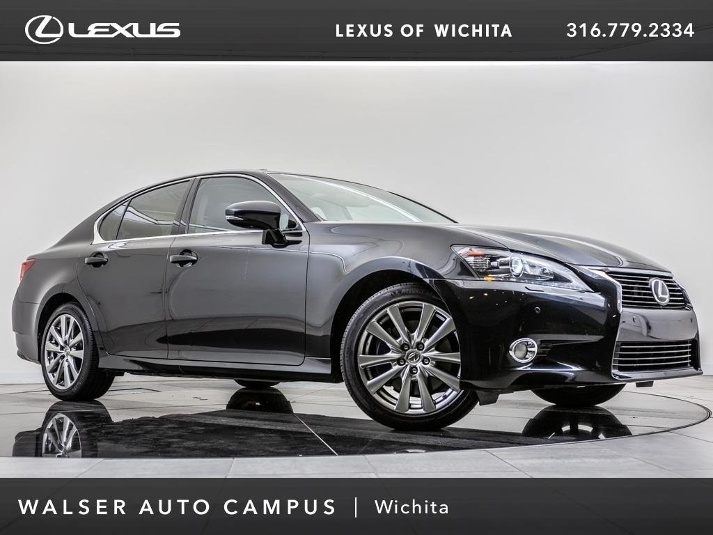 Pre-Owned 2013 Lexus GS 350 Navigation, Moonroof, Park Assist, Bluetooth