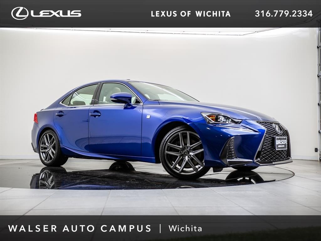 Pre-Owned 2017 Lexus IS F Sport Mark Levinson Audio, Navigation, RV Cam
