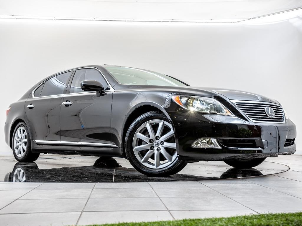 Pre-Owned 2007 Lexus LS 460 L, Navigation, Mark Levinson Audio, Air Suspension