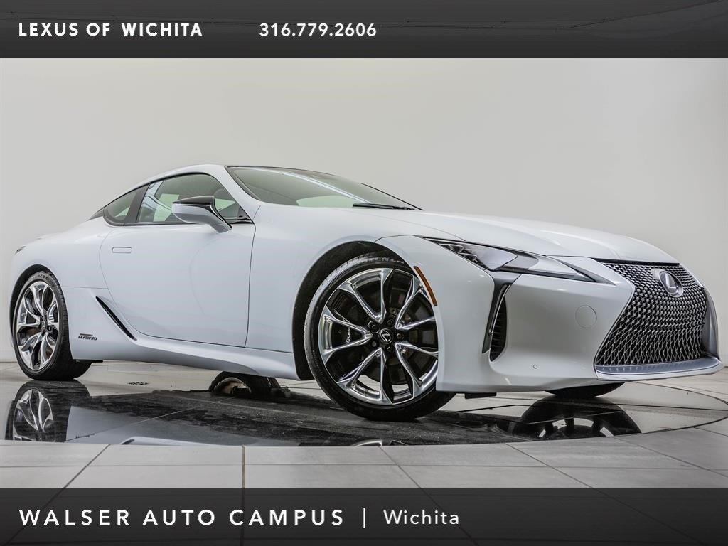 Pre Owned 2018 Lexus Lc Performance Package 21 Inch Forged Wheels
