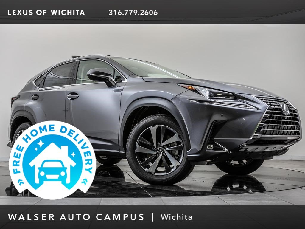 Pre-Owned 2019 Lexus NX 300 Premium Package