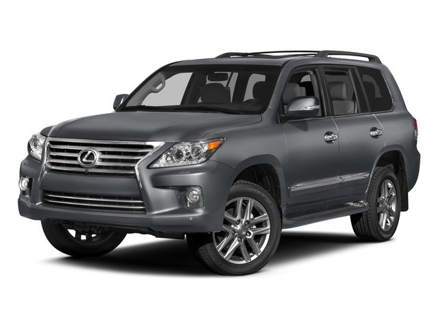 Pre-Owned 2015 Lexus LX 570 Mark Levinson, Navigation, Moonroof, Rear View Cam