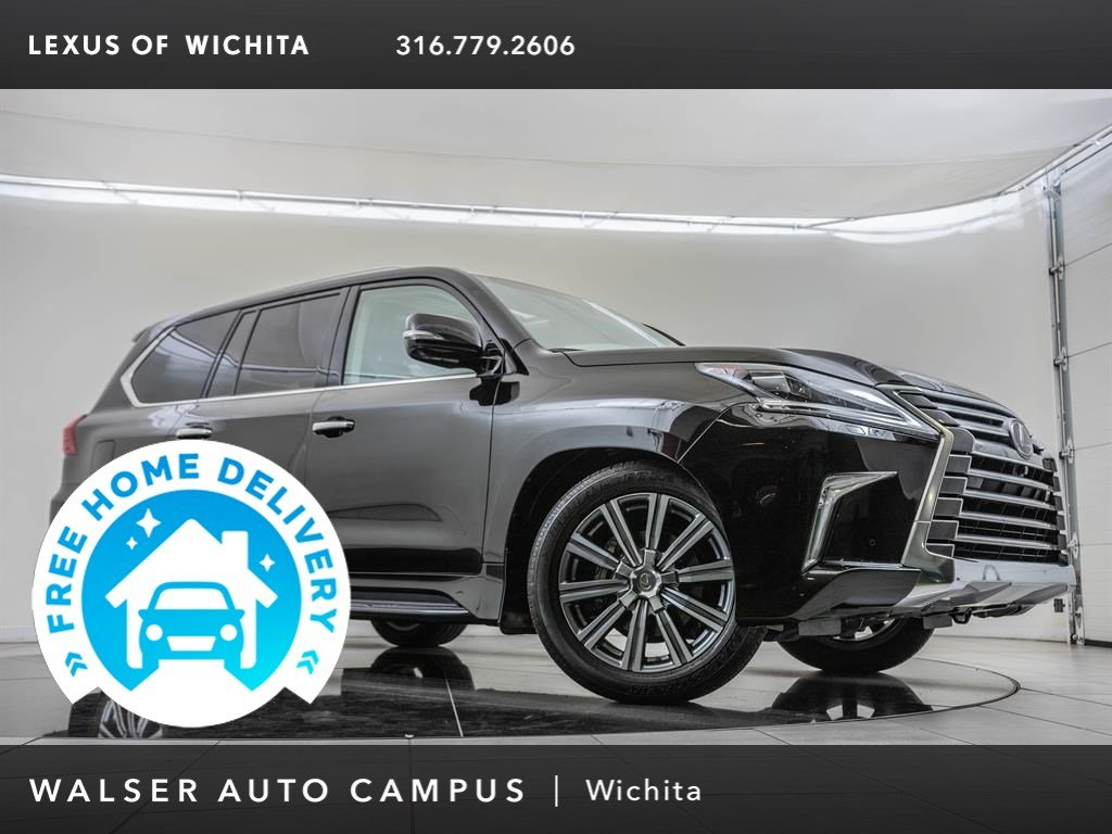 Pre-Owned 2017 Lexus LX 570 Luxury Package