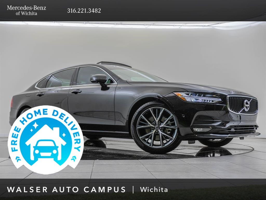 Pre-Owned 2018 Volvo S90 Convenience Package