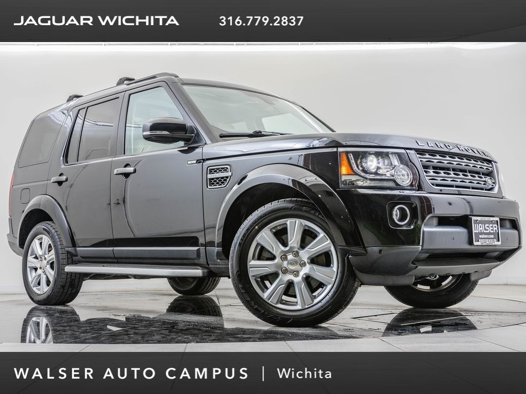 Pre-Owned 2015 Land Rover LR4 HSE, Cold Climate Package