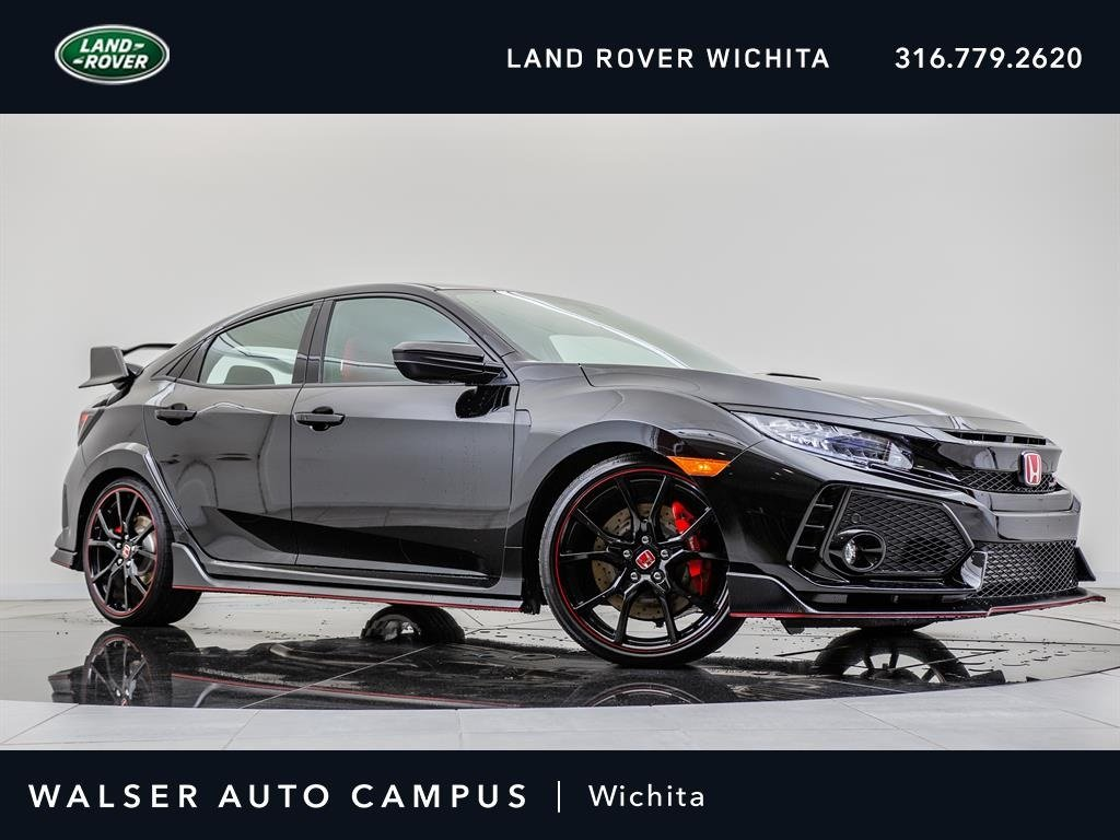 Pre-Owned 2017 Honda Civic Type R Type R Navigation, Rearview Camera, Premium Wheels
