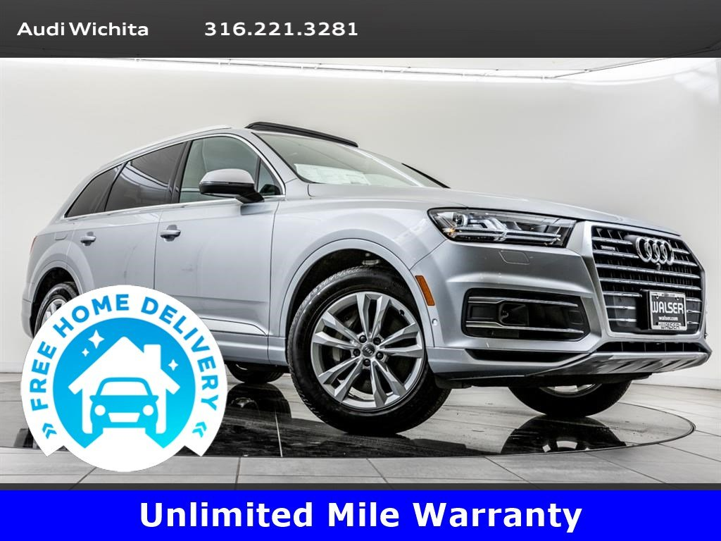 Pre-Owned 2019 Audi Q7 Premium Plus Package