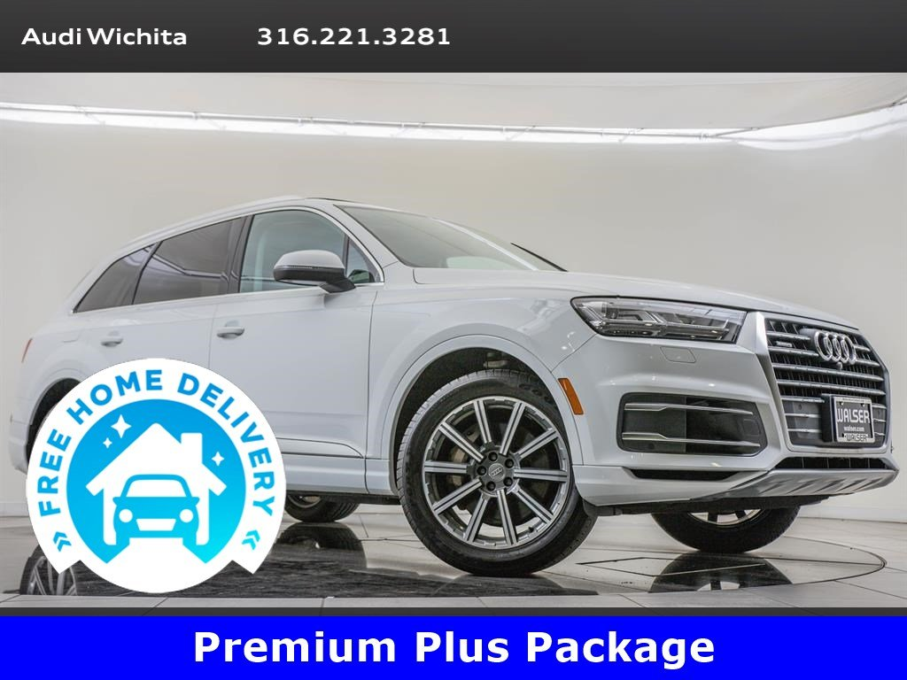 Pre-Owned 2017 Audi Q7 Premium Plus Package