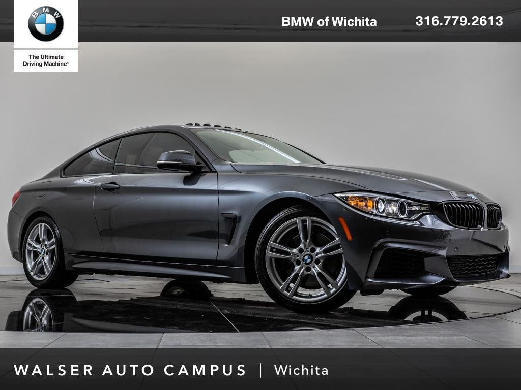 Pre-Owned 2015 BMW 4 Series 428i Navigation, Rearview Camera, Head-Up Display