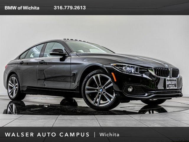 Pre-Owned 2018 BMW 4 Series 430i xDrive, Head-Up Display