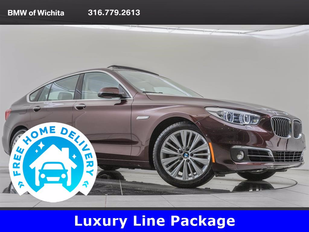 Pre-Owned 2016 BMW 5 Series Gran Turismo Driver Assistance Package