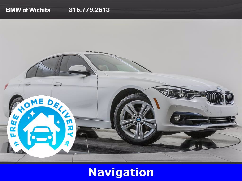 Pre-Owned 2017 BMW 3 Series Premium Package