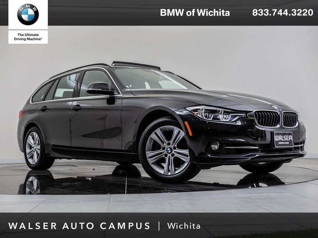 Pre-Owned 2018 BMW 3 Series 330i xDrive Head-Up Display, Navigation, Moonroof