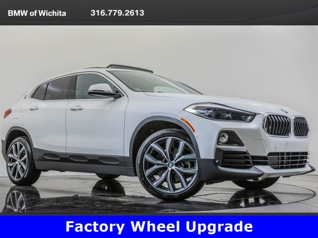 Pre-Owned 2018 BMW X2 xDrive28i, Factory Wheel Upgrade