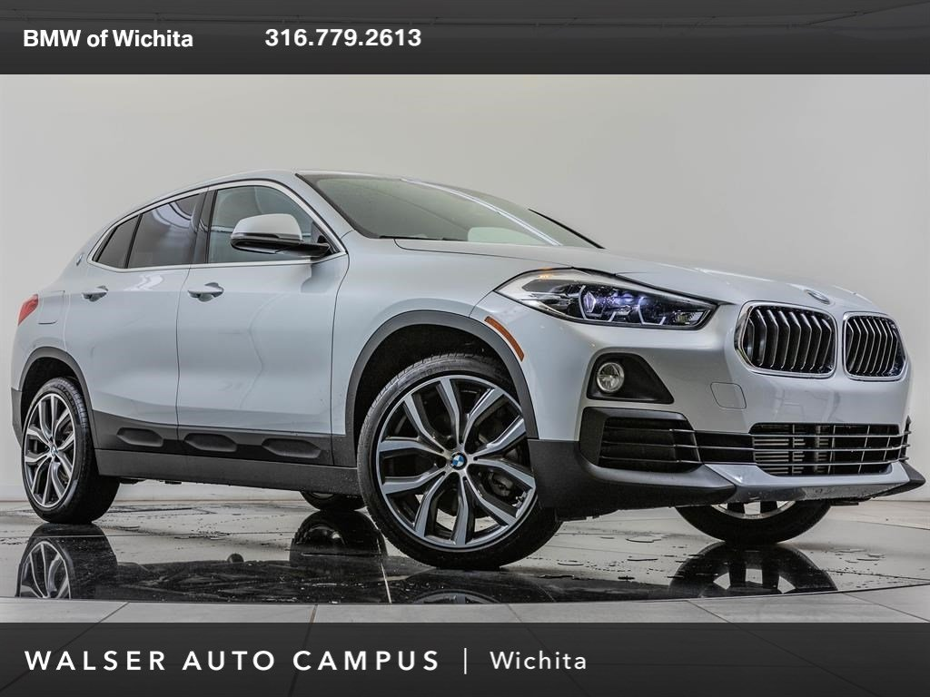 Pre-Owned 2018 BMW X2 xDrive28i, Upgraded Wheels