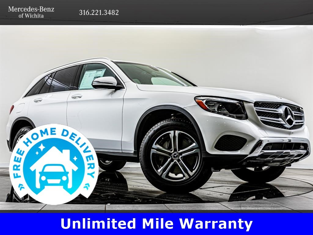 Pre-Owned 2019 Mercedes-Benz GLC Premium Package